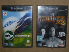 JOB LOT 2 NINTENDO GAMECUBE GAMES NEW SEALED WWE Wrestlemania X8 ISS 2 Football