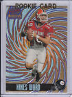 HINES WARD 1998 Pacific Revolution ROOKIE CARD Pittsburgh Stelers Football RC