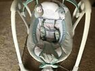 Ingenuity Power Adapt Portable Swing Blue Grey - Brand New and Unused!