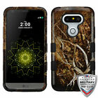 For LG G5 TUFF Schockproof Hybrid Phone Protector Case Cover