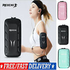 For iPhone XS Max XR X 8 Plus Running Riding Gym Arm Band Case Holder Zipper Bag