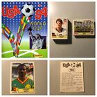 PANINI USA 94 Stickers BLACK BACK. Complete your album 1-2-3-4-5-10-15 available