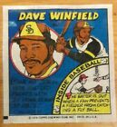 1979 TOPPS COMICS #31 SAN DIEGO PADRES DAVE WINFIELD NM/MT 01526