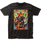 KISS Japan Tour Fitted Jersey Tee Unisex