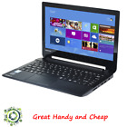 Toshiba Satellite Pro NB10-A-10P Pentium Quad Core 2GHz, 4GB HDD/SSD, Win 10 Pro