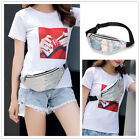 Women Lady Laser Leather Card Pouch Wallet Cross-body Phone Case For Cell Phones
