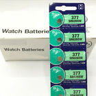 5pcs For CR377 SR626SW CR2032 CR2025 3V Button Cell Coin Battery Watch Uesful