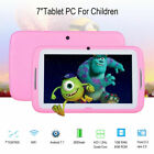 Kids Tablet PC Android 7.1 Dual Camera WiFi 8GB kids Game Tablet PC 7'' Inch