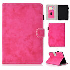 Smart Flip Case Leather Card Slot Stand Cover For Amazon Kindle Paperwhite 1 2 3