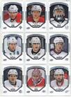 HENRIK ZETTERBER DETROIT RED WINGS 2015-16 UPPER DECK #1 UD PORTRAITS #P-23