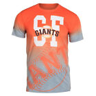 San Francisco Giants MLB Gray Gradient Tee by Forever Collectibles on Ebay