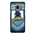 SAN DIEGO CHARGERS 50TH ANNIVER Samsung S4 S5 S6 S7 Edge S8 S9 Plus Note 4 5 8 $15.9 USD on eBay