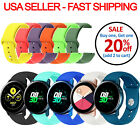 Replacement Silicone Band Strap Small/Large For Samsung Galaxy Watch Active