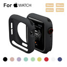 For A pple Watch Series 4 3 2 1 Bumper Silicone Protector Case Cover 38/42/44mm