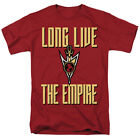Star Trek Discovery Long Live The Empire Adult T-Shirt on eBay