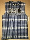 AC/DC Angus Johnson album ROCK Band tour VINTAGE Retro MENS New TANK TOP T-Shirt image