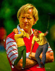 Jack Nicklaus The Golden Bear PGA Golfer Art 03 8x10 - 48x36