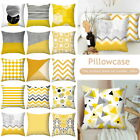 Geometric Throw Cushion Pillow Cover Printing Cushion Pillow Case Bedroom Office