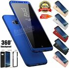 Case For Samsung Galaxy S7 Ultrathin ShockProof Hybrid 360 TPU Cover