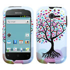 Two Piece Hard Snap on Design Protective Cover Case for Huawei Ascend Y M866