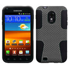 Hard Shell +Silicone Case +Screen Cover For Epic Touch 4G D710/Galaxy S2 R760