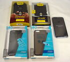 LOT OF 5 I PHONE 6 & 6 PLUS PHONE CASES 2 OTTER 2 SPECK - NEW