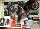 FISHING ACCESSORIES LOT. NETS, ROD HANDLES/HOLDERS, BOAT PARTS, AND MORE! $2SELL