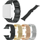 Loop Luxury Alloy Link Bracelet Watch Band Strap for AppleWatch Series 4 40/44MM