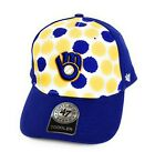 Infant Toddler '47 Brand Milwaukee Brewers Blue MLB Baseball Adjustable Hat Cap