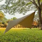 Outdoor Waterproof Sun Shade Sail Garden Awning Canopy Foldable Camping Tent Kit