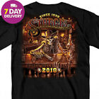 Harley Davidson T Shirt 2018 Sturgis Motorcycle Rally Men T-Shirt Black Cotton $15.99 USD on eBay