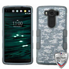For LG V10 TUFF Shockproof Rugged Hybrid Phone Protector Case Cover