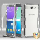 For Samsung Galaxy J3/Emerge/Sol 2 TUFF Panoview Hybrid Impact Protector Cover