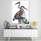 Abstract Figure Poster Print Waterproof Canvas Oil Painting Home Wall Art Decor