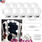 Makeup Mirror LED Light Bulb String For Table Wall Lamp Dimmable Touches Control