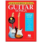 Hal Leonard Teach Yourself to Play Come As You Are & 9 More Rock Hits for Guitar