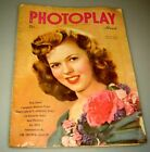 Photoplay Magazine  March 1945 ~ Shirley Temple Cover