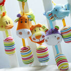 Baby Toys for Children 0-24 Months Animals Plush Rattle Crib Bed Hanging Toys