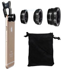 Universal Clip Lens Telescope Telephoto on For Mobile Cell Phone Camera