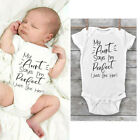 Newborn Baby Boy Girl Unisex Cotton Romper Jumpsuit Bodysuit Clothes Set Sunsuit