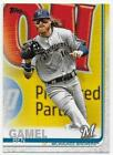 MILWAUKEE BREWERS BASEBALL Base RC Parallel Inserts - U PICK CARDS