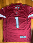 Arizona Cardinals  #1 Kyler Murray Mens Jersey Double Stitched Red NWT M/X/XL