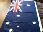 AUTRALIAN FLAG-ASHES-WORLD CUP-MEASURES 62 INS WIDE 35ins.HIGH-POLYESTER-NEW