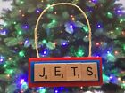 Winnipeg Jets NHL Christmas Ornament Scrabble Tiles Key Chain Magnet $8.99 USD on eBay