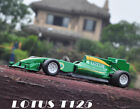 Lotus Racing T125 F1 1:43 Scale Diecast Metal Model Formula Car Collection Toy for sale  Shipping to Canada