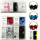 Sony MDR-ZX110 & MDR-ZX310AP Foldable Lightweight On-Ear Stereo Bass Headphones