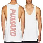 Puma x XO by The Weeknd Men's Puma White Loose Fit Tank Top