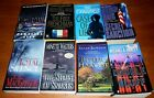 lot of 8 MYSTERY / FICTION : Bitter Harvest / Total Silence / Double Bluff +++