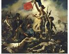 """""""Liberty Leading the People, 28 July 1830"""" Poster Print"""