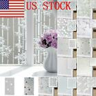 US Self Adhesive Glass Film Window Sticker Home Glass DIY Sticker PVC Frosted